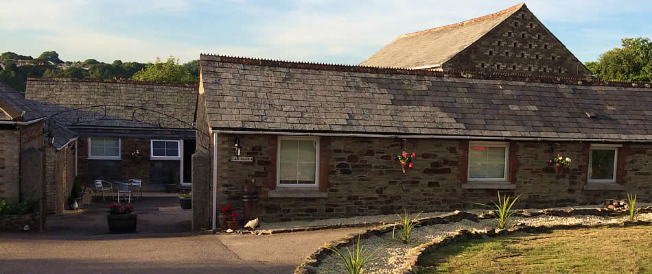 Coldharbour Farm Holiday Cottages