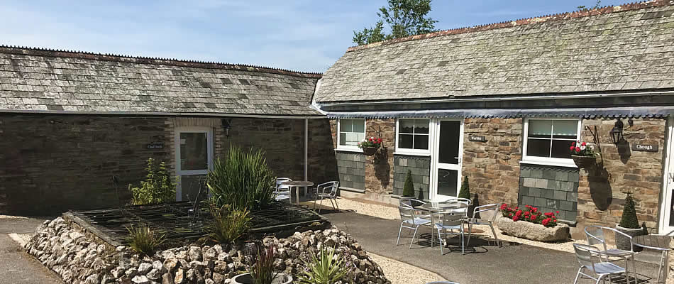 A warm welcome awaits at Coldharbour Farm Holiday Cottages